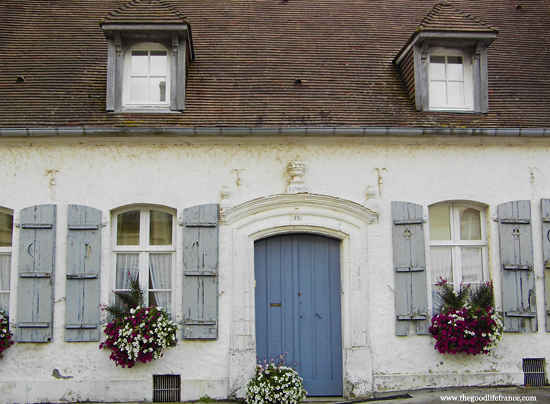 montreuil sur mer old house