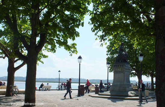 Place Jeanne d'Arc Le Crotoy