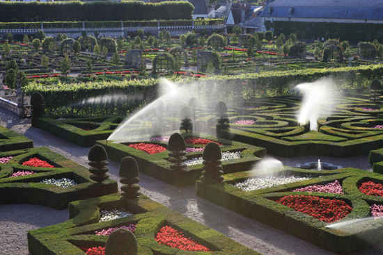 jardins de Villandry