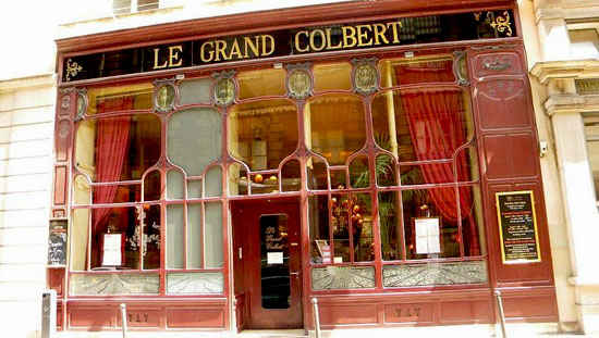 historic paris restaurants
