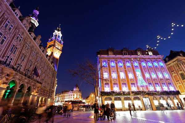 Lille-Christmas-market