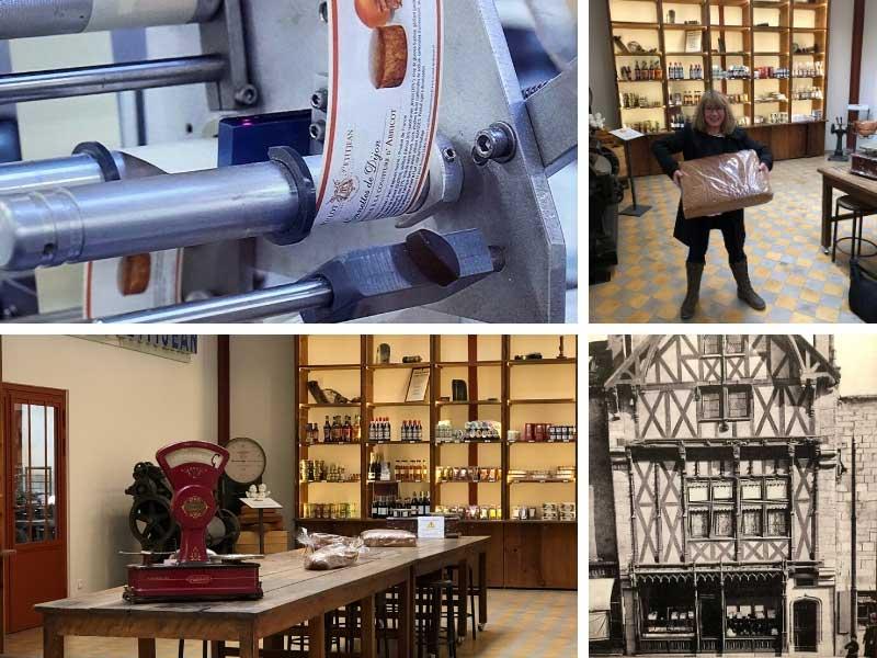 Mulot & PetitJean Gingerbread museum, Dijon