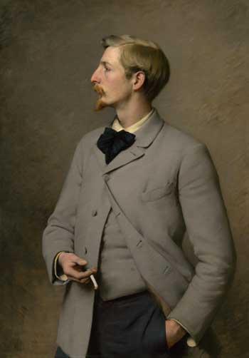 Portrait of artist Paul Wayland Bartlett