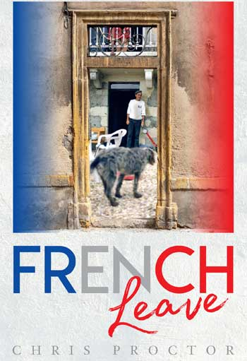 Book cover for French Leave by Chris Proctor