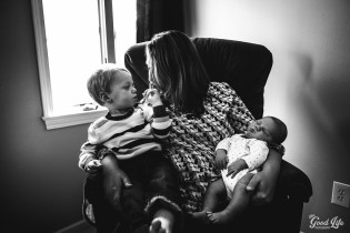 Newborn and Sibling Photography by Virginia Greuloch of The Good Life Photography in Cleveland Ohio-20