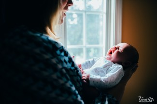 Newborn and Sibling Photography by Virginia Greuloch of The Good Life Photography in Cleveland Ohio-4