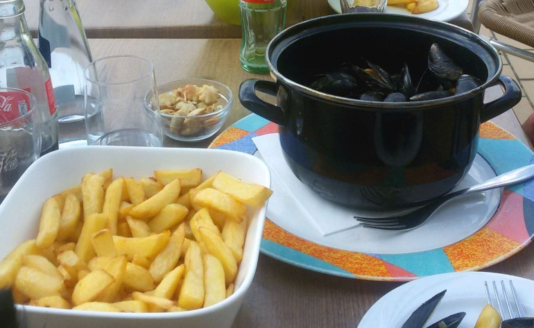 Mussels and fries - A road trip through Germany, and other ways to pass the time (Part 2): Brussels and Nieuwpoort