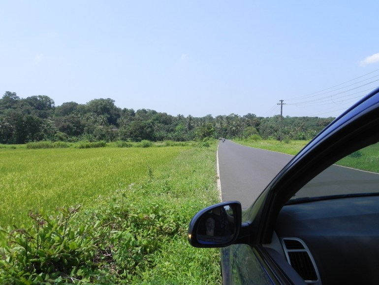 Road to Mapusa - An off-the-beaten-path Goan holiday