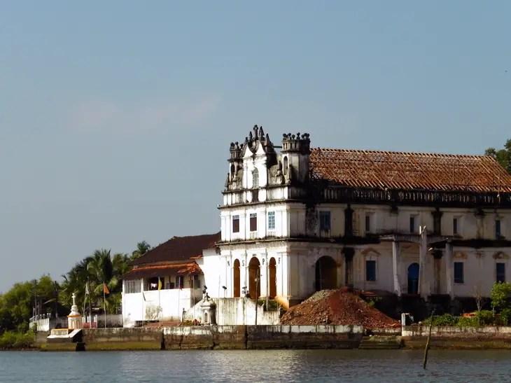 Church on the riverbank - An off-the-beaten-path Goan holiday