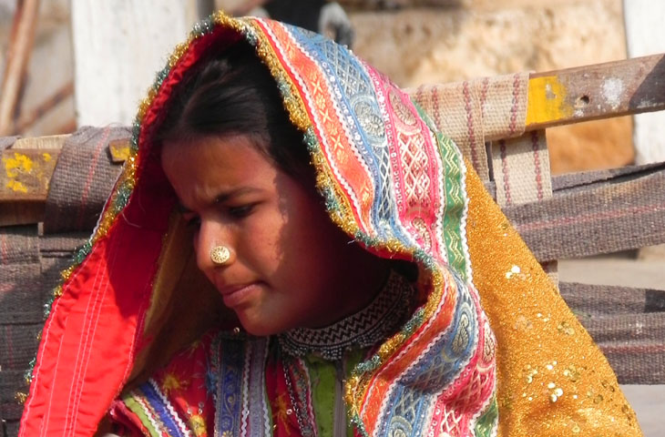 The colours of Kutch