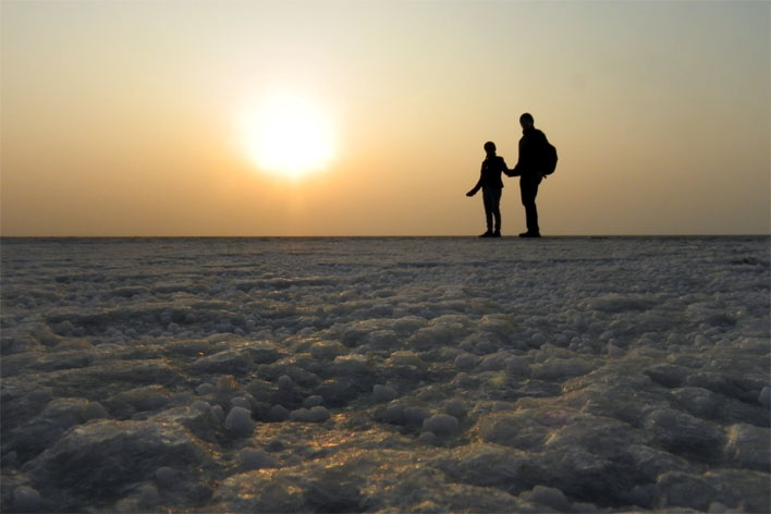 Gujarat_GreatRann_DoubleTrouble - The colours of Kutch