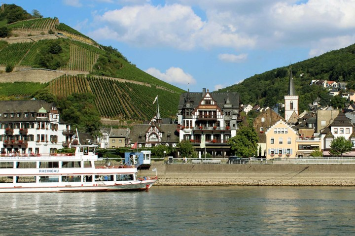 Hotel KroneA road trip through Germany, and other ways to pass the time (Part 3): the Rhine valley