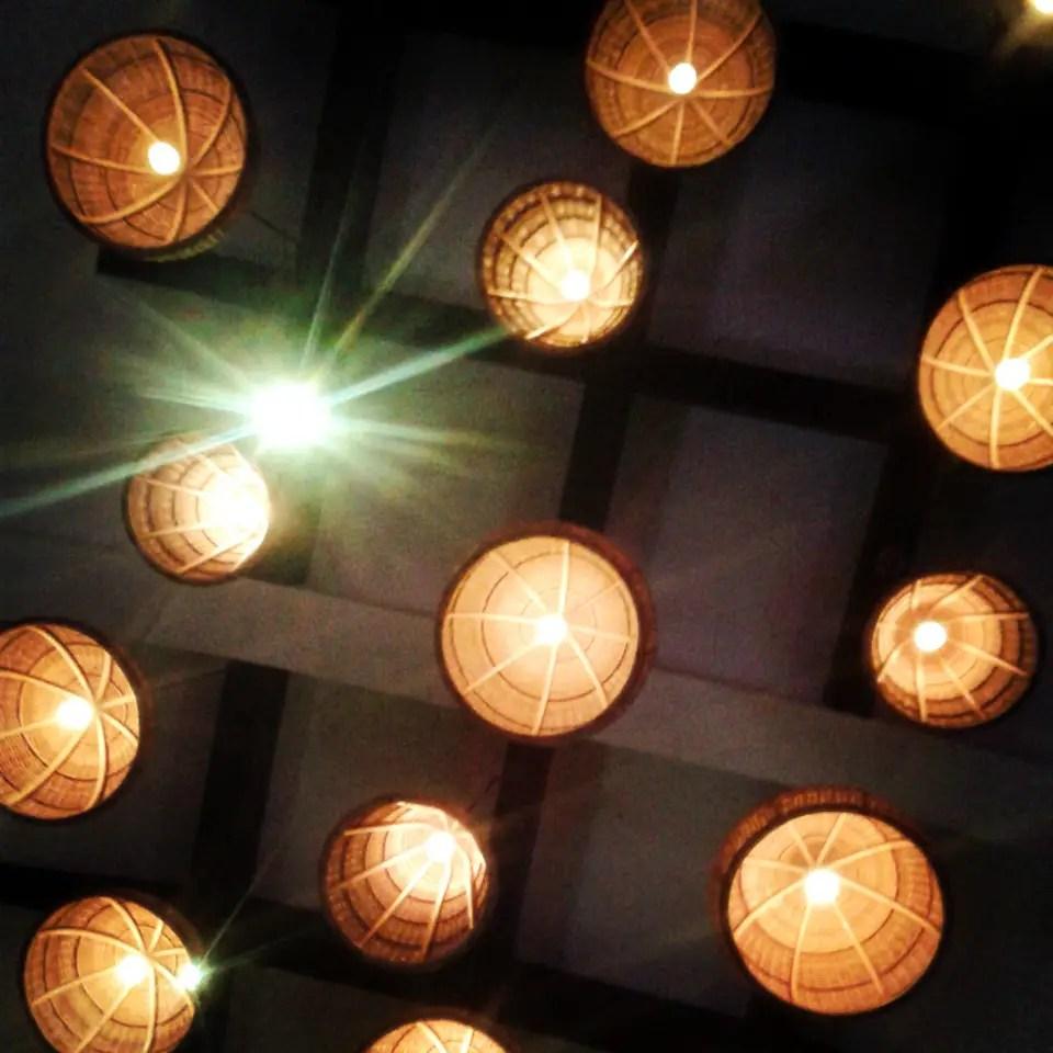 Venite's ceiling - An off-the-beaten-path Goan holiday