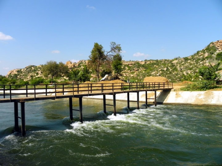 Hampi_RiverCanal3 - Magical sights of Hampi
