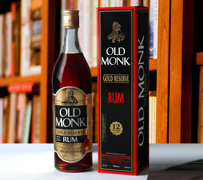 Old Monk Gold Reserve - Five great dark rums from all over the world that you need to try