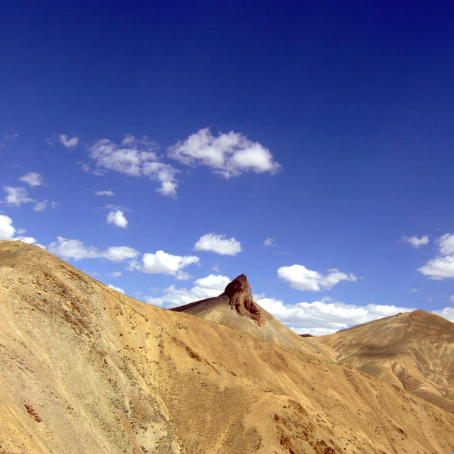 Leh - Mountain Ganesha - Eight things we learned in Ladakh