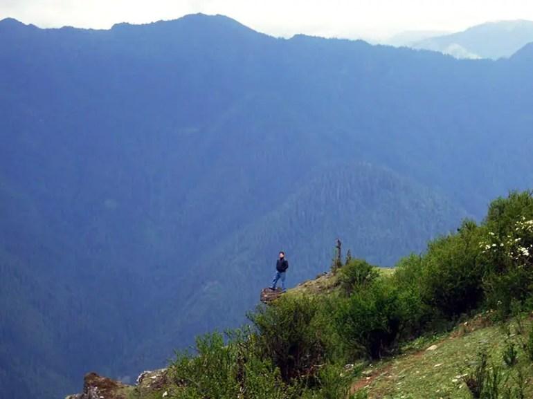 Bhutan - Chele La 2