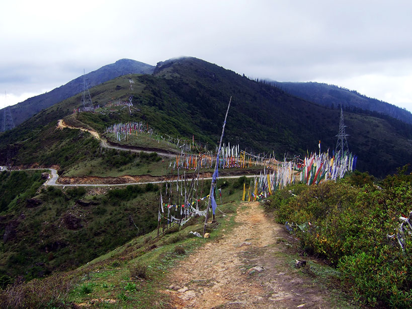 Bhutan - Chele La 5