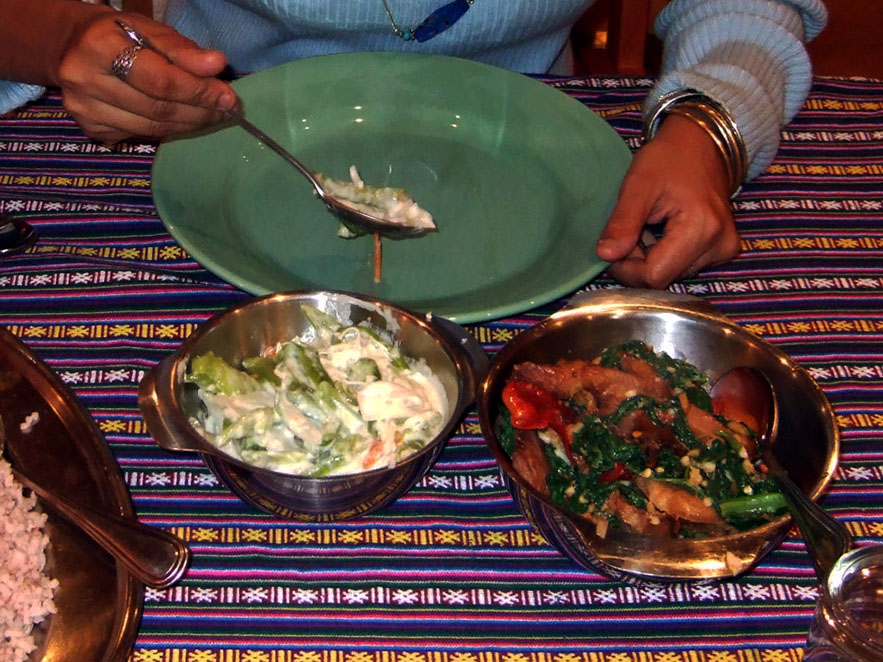 Bhutan - Food