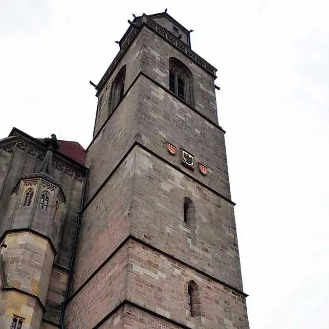 Dinkelsbuehl - Tower