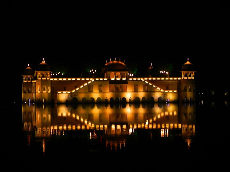 Jaipur - Jal Mahal - Eight great reasons why you should visit Rajasthan, 'land of kings'