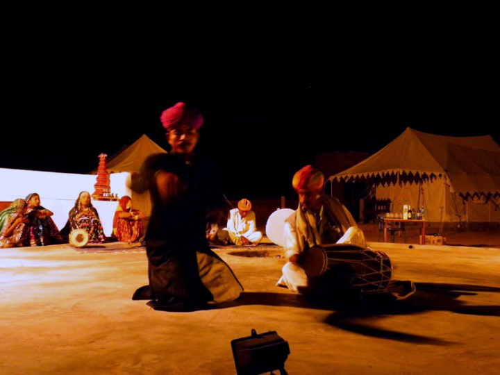 Jaisalmer - Kartal player - Eight great reasons why you should visit Rajasthan, 'land of kings'