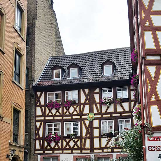 Mainz - Tiny house
