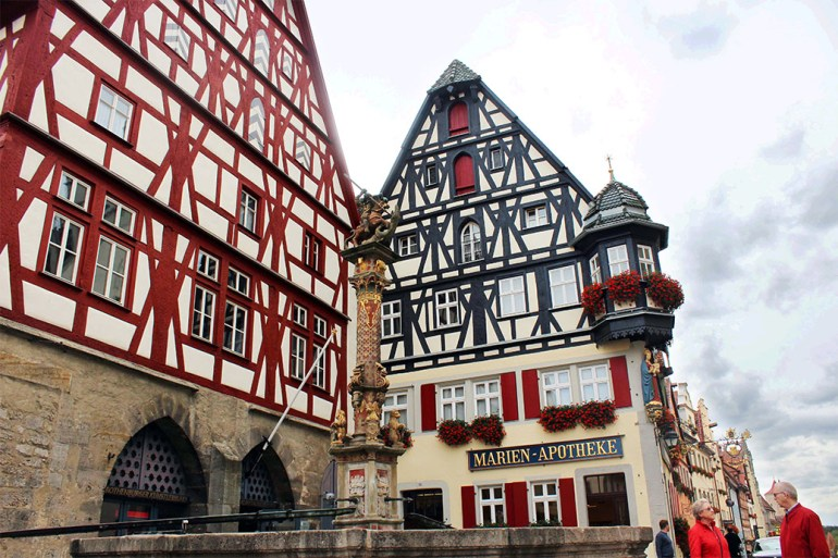 Rothenburg - Marien apotheke