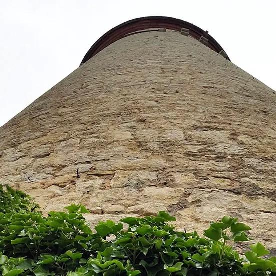 Wuerzburg - Castle tower
