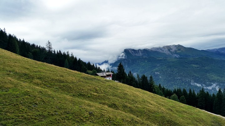 Mountain cabin - Ainring, Salzburg and the Jenner: A road trip through Germany, and other ways to pass the time (Part 5)