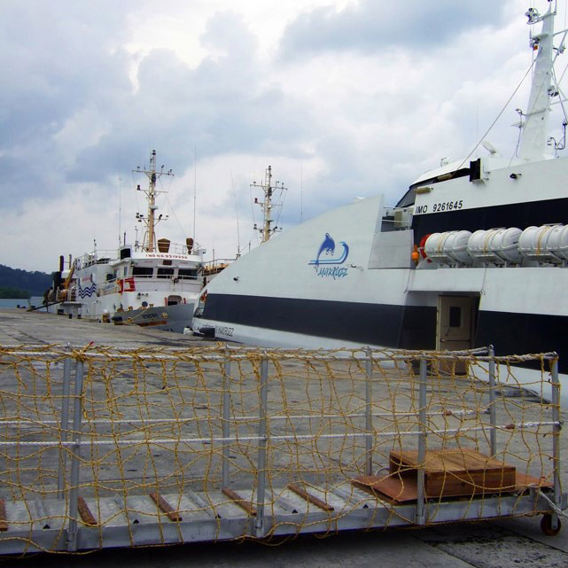 Andamans-Havelock-Ferries