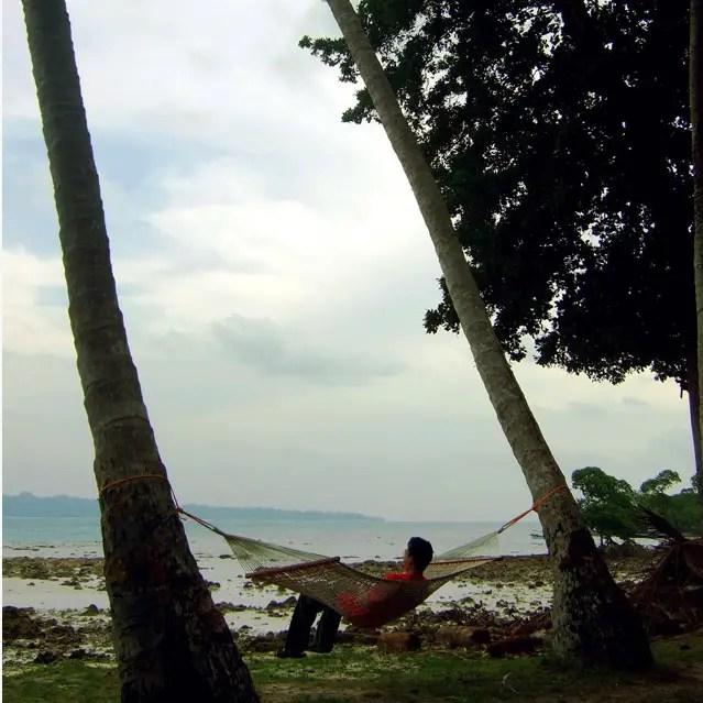 Andamans-Havelock-Hammock
