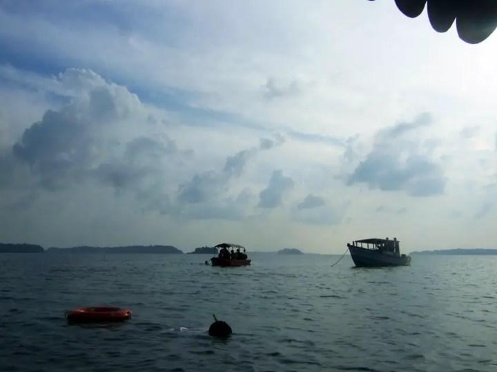 Andamans-Wandoor-Boat ride 2