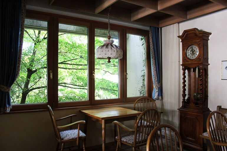 Card room  - Ainring, Salzburg and the Jenner: A road trip through Germany, and other ways to pass the time (Part 5)