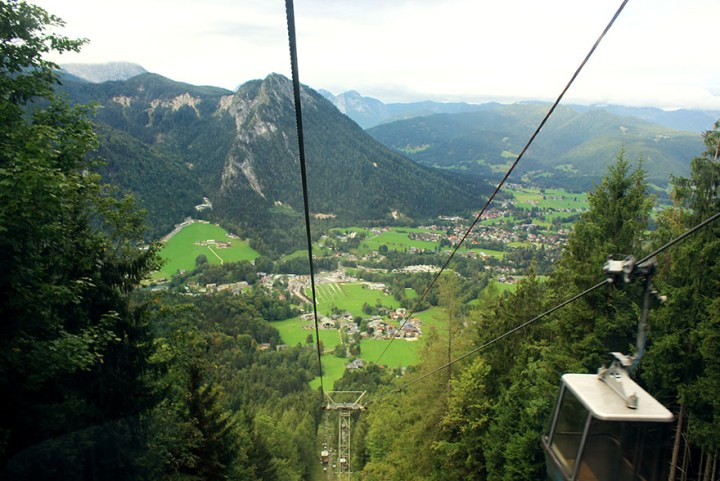 Meadows below - Ainring, Salzburg and the Jenner: A road trip through Germany, and other ways to pass the time (Part 5)