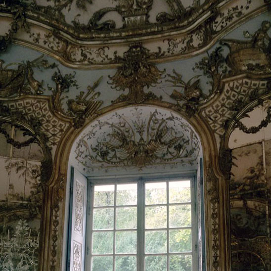 Munich - Nymphenburg baroque window - Munich and the Oktoberfest: Part 6 of A road trip through Germany, and other ways to pass the time