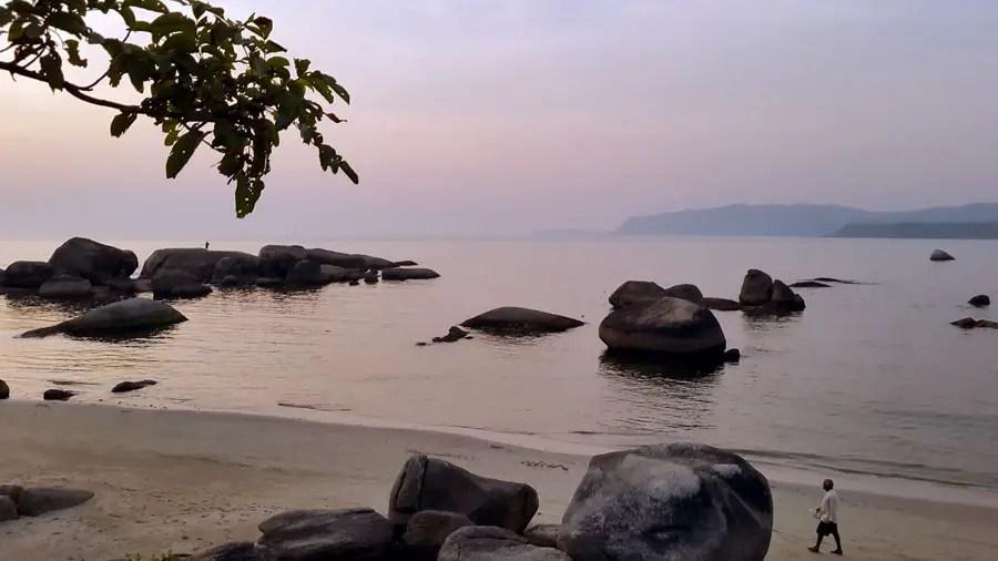 Agonda - Rocks