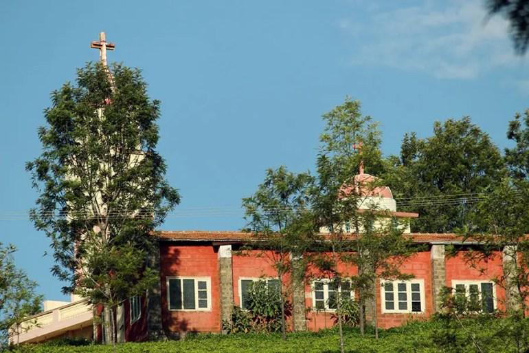 Coonoor - Great escape - Church close-up