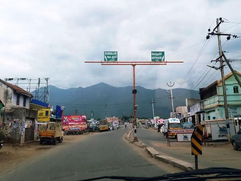 Coonoor - Mettupalayam