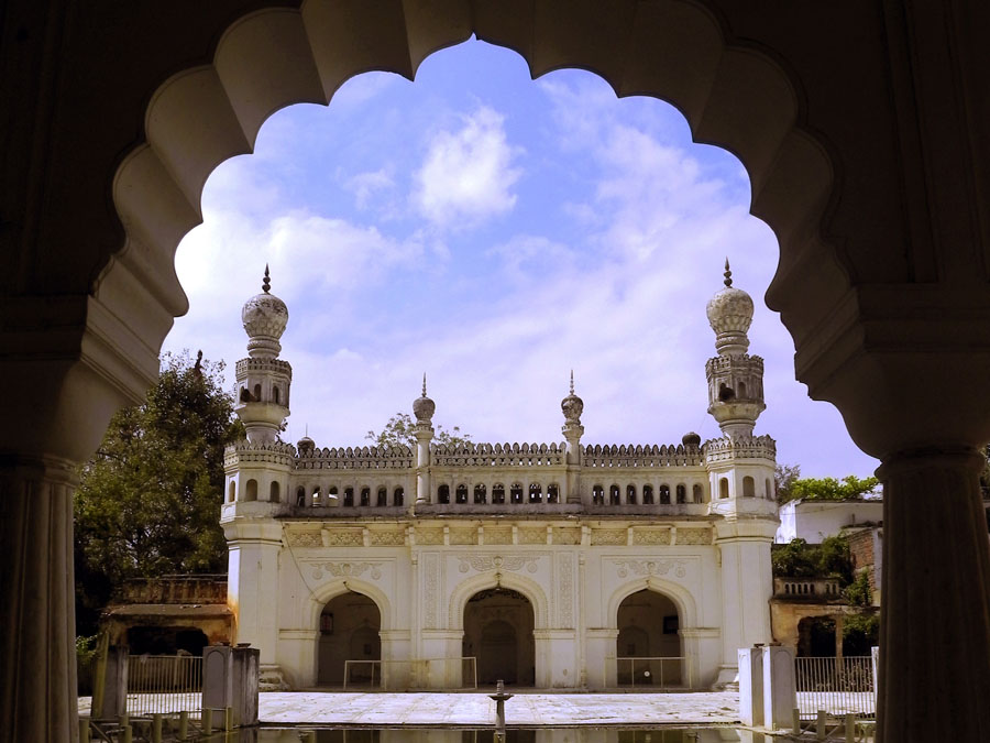 Paigah Tombs - Mosque