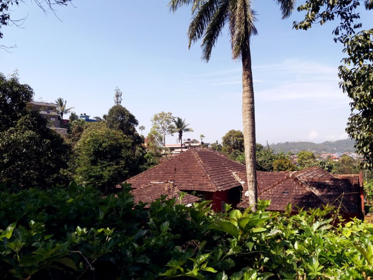 Coorg - Madikeri houses - mountain holiday destinations in India