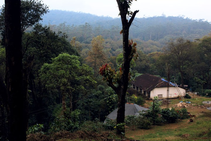 Coorg - Plantation workers house - mountain holiday destinations in India