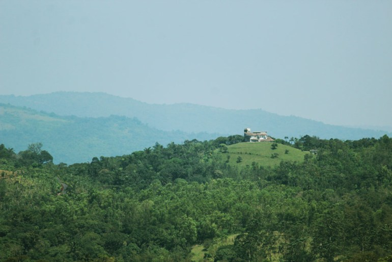 Coorg - Taj view - Hill house