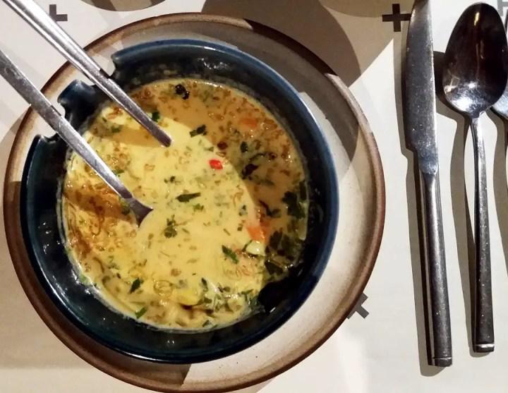 Good restaurants for veg food - Haiku Laksa - vegetarian food in Hyderabad