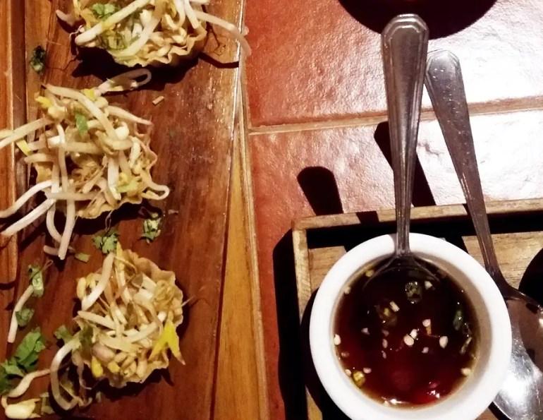 Good restaurants for veg food - Malaka Spice top hats