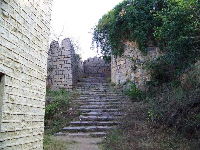 Medak fort, Medak, Telangana, India