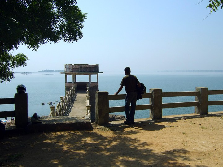 Great road trips from Hyderabad - Inspection bungalow, Nizam Sagar, Telangana, India