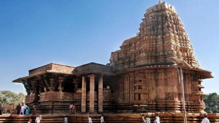 Ramappa temple, Warangal, Telangana, India