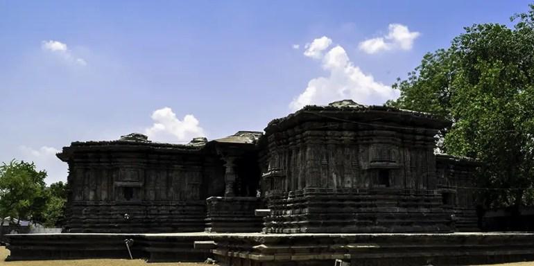 The Thousand Pillar Temple, Warangal, Telangana, India
