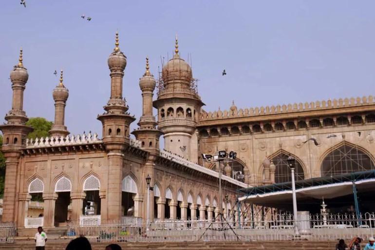 Mecca Masjid - Charminar